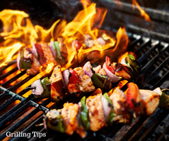 grilling tips to prevent house fires